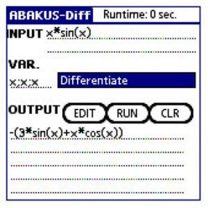Abakus-DIFF