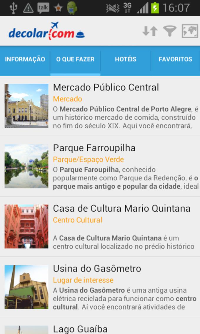 Porto Alegre: Guia turístico