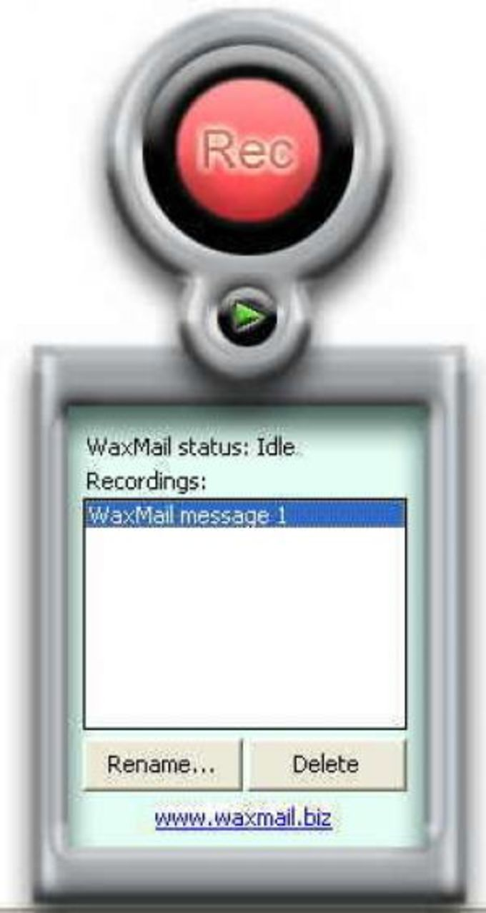 WaxMail for Outlook Expressas