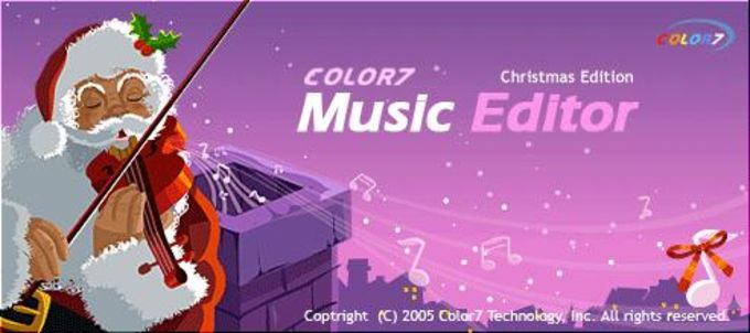 Color7 Music Editor