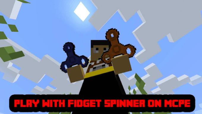 Mod Fidget Spinner MCPE