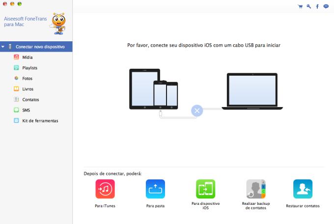Aiseesoft Mac FoneTrans