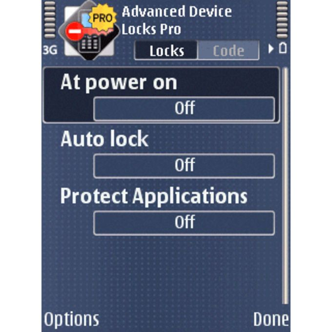 Advanced Device Locks Pro