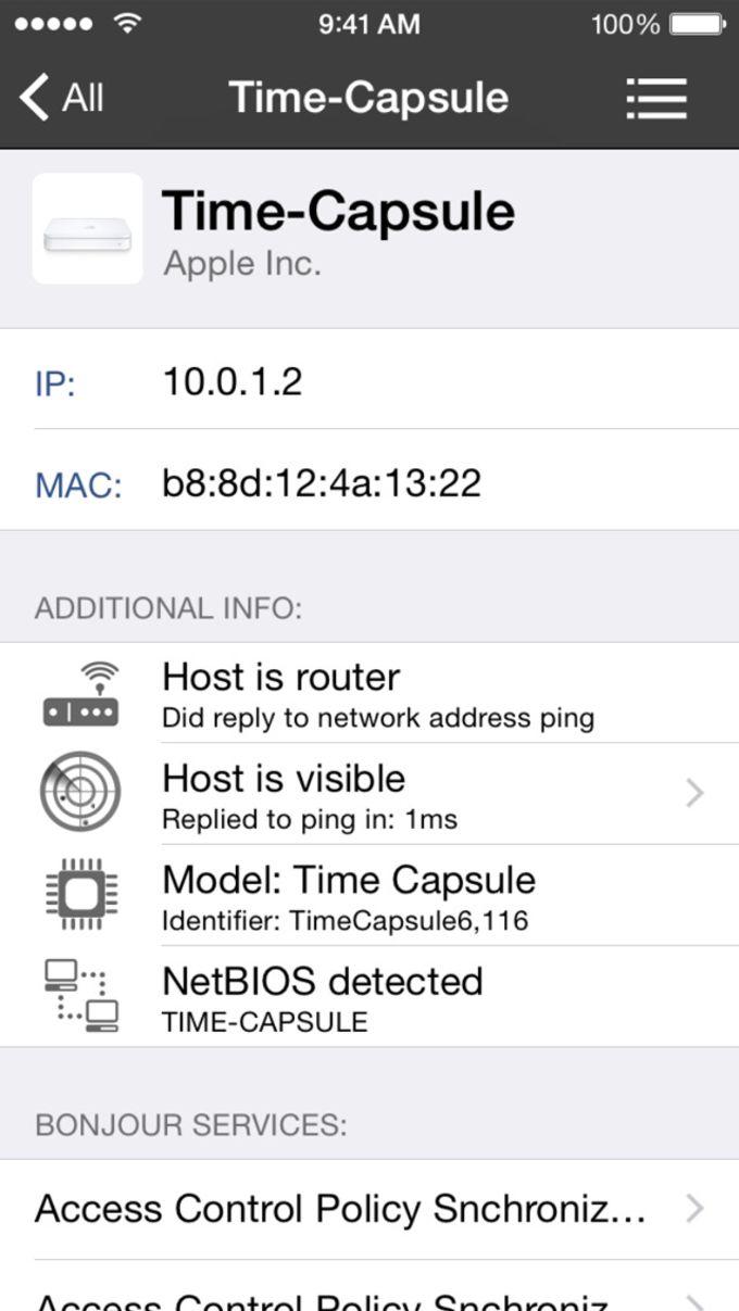iNet Pro - Network Scanner