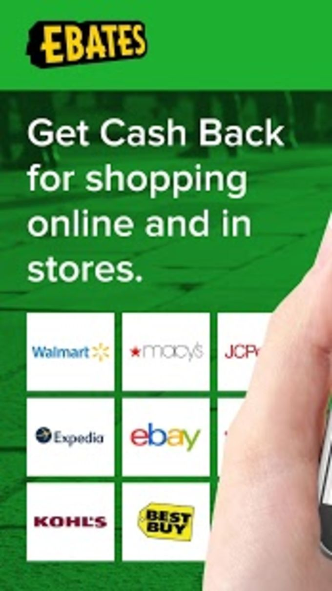 Ebates: Coupons & Cash Rewards