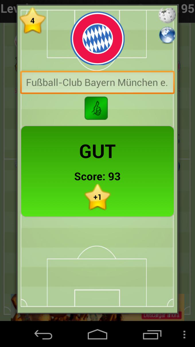 Logo Quiz - Fußball