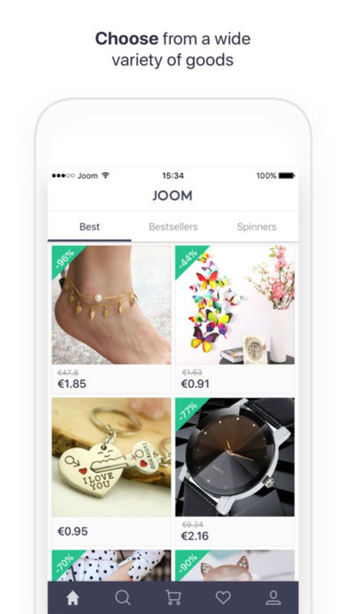 Joom – Better Shopping Every Day