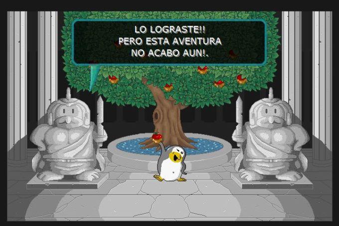 Penguin Adventure Online