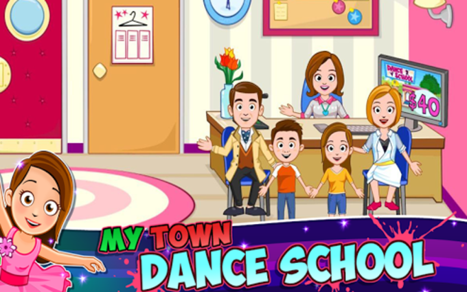 My Town : Dance School