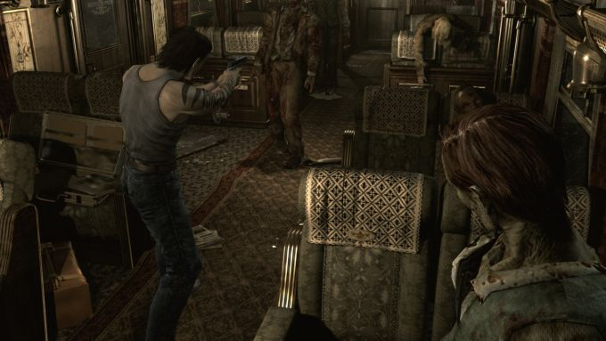 Resident Evil 0 (Zero): HD Remaster