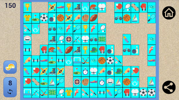 Connect  colorful casual game