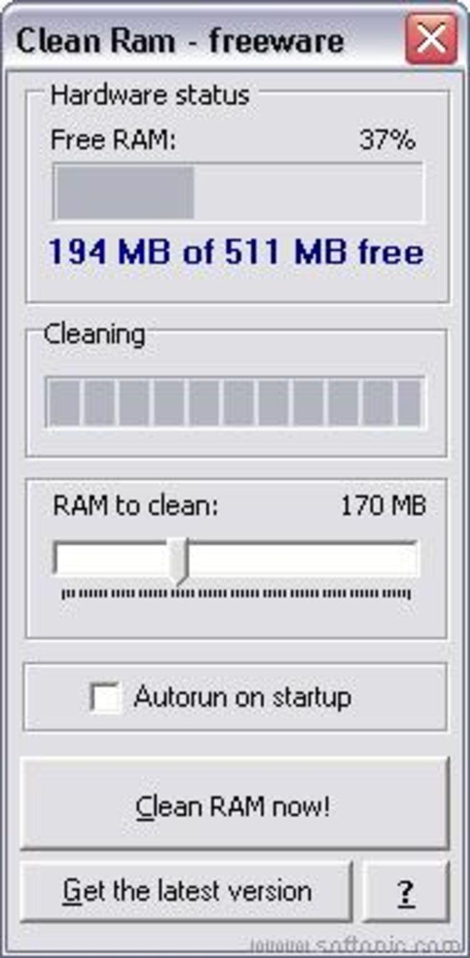 Clean Ram
