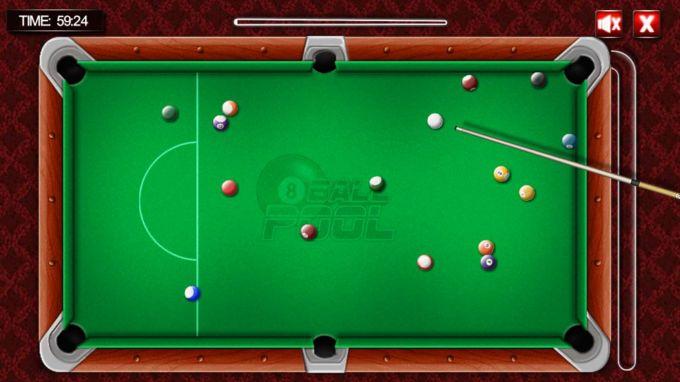 The 8 Ball Pool Billiards