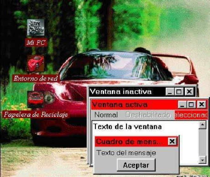 Ferrari F50 Theme