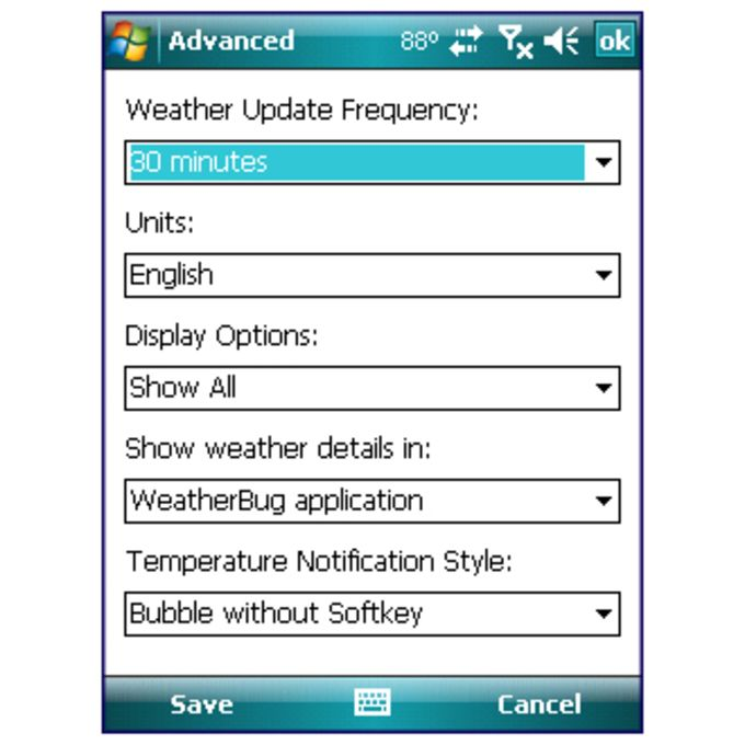 WeatherBug Direct