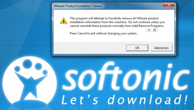 VMware Install Cleaner