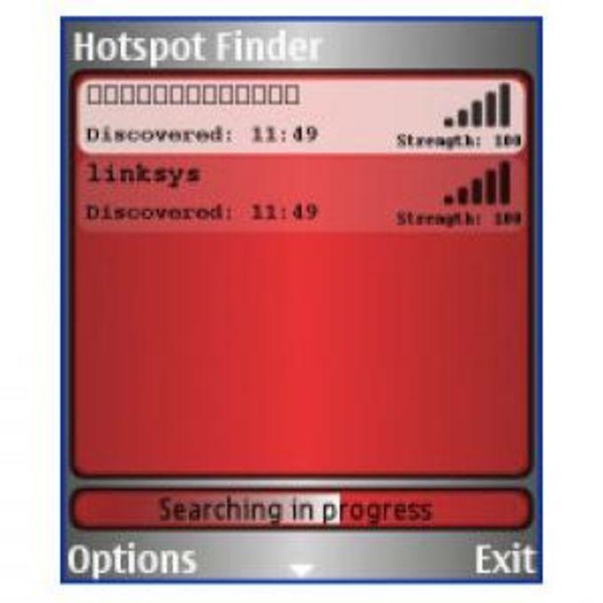 HotSpot Finder
