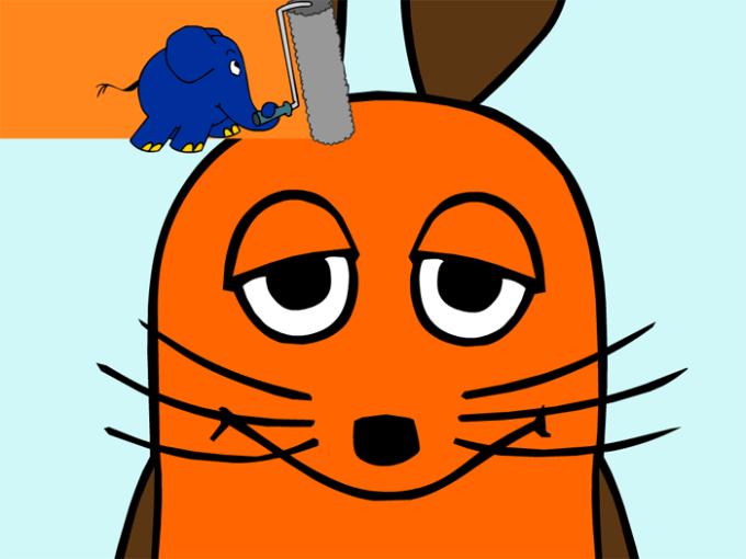 Bildschirmschoner Die Sendung mit der Maus