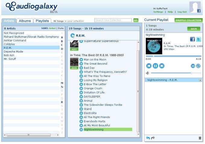 Audiogalaxy