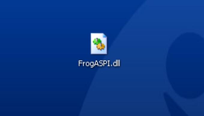 Frog ASPI