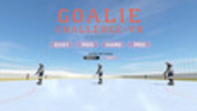 Goalie Challenge VR