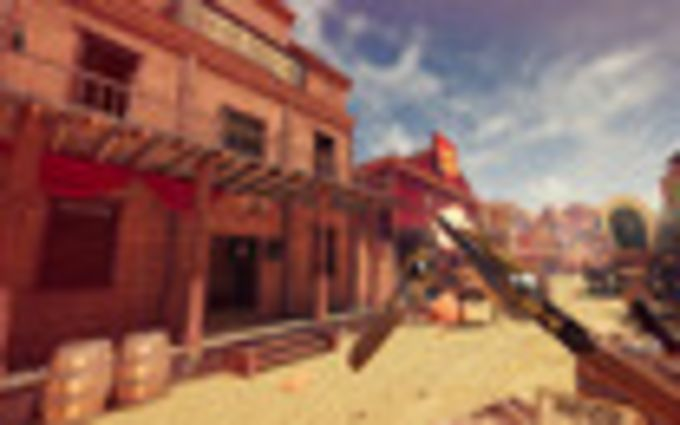 Guns'n'Stories: Preface VR