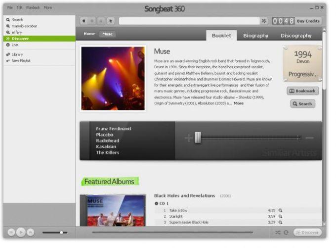 Songbeat 360