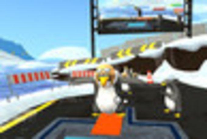 Happy Penguin VR