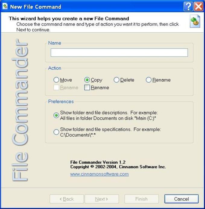 File Commander
