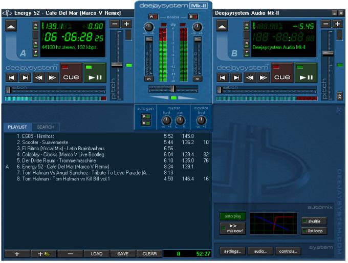 Deejaysystem Audio Mk2