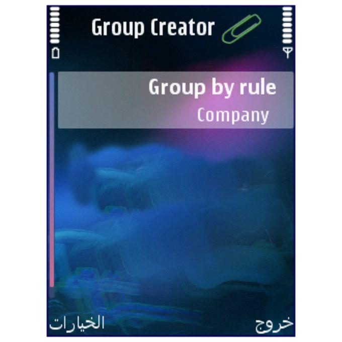 Group Creator