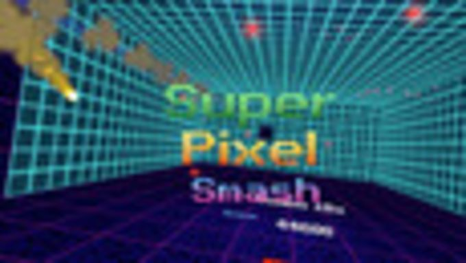 Super Pixel Smash