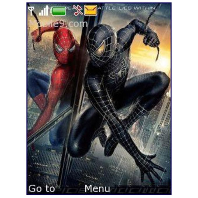 Spiderman 3 Theme