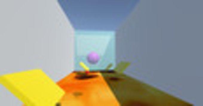 Rubber Ball VR