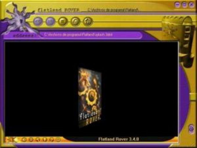 Flatland Rover - Internet Explorer