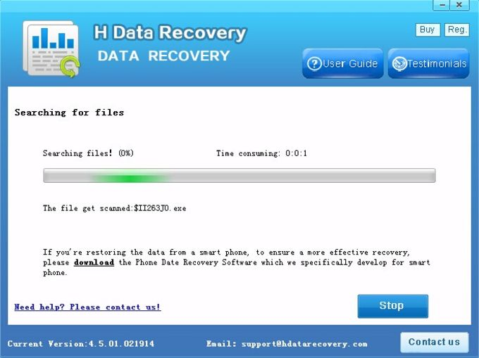 H-Data Photo Recovery