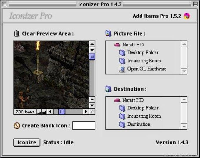 Iconizer Pro