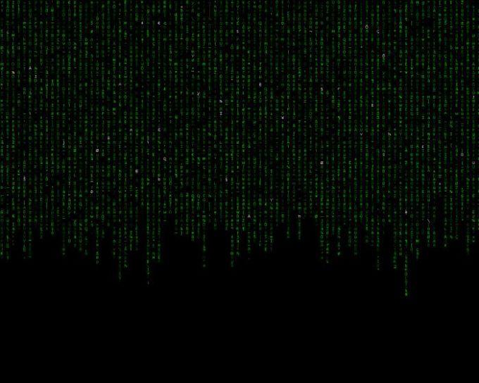 Matrix Screen Locker