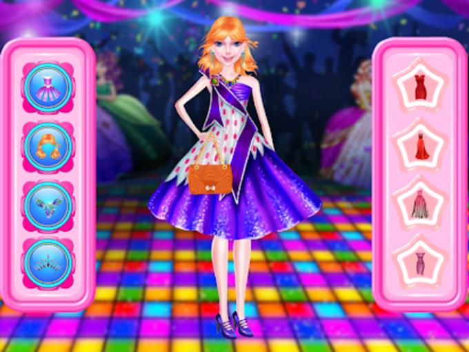 Fashion Doll : Dress Up Games