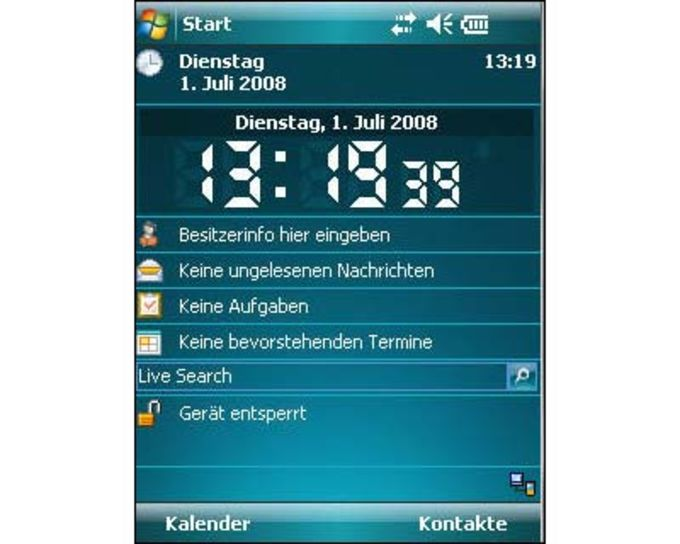 Pocket Digital Clock