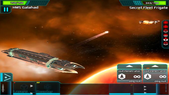 Tales of Honor: The Secret Fleet