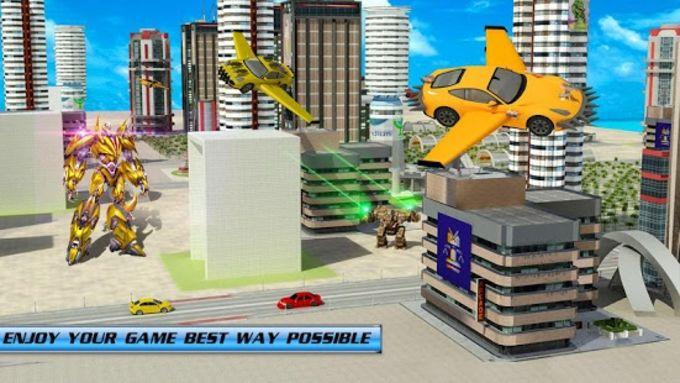 Real Steel Robot Car Transformer War