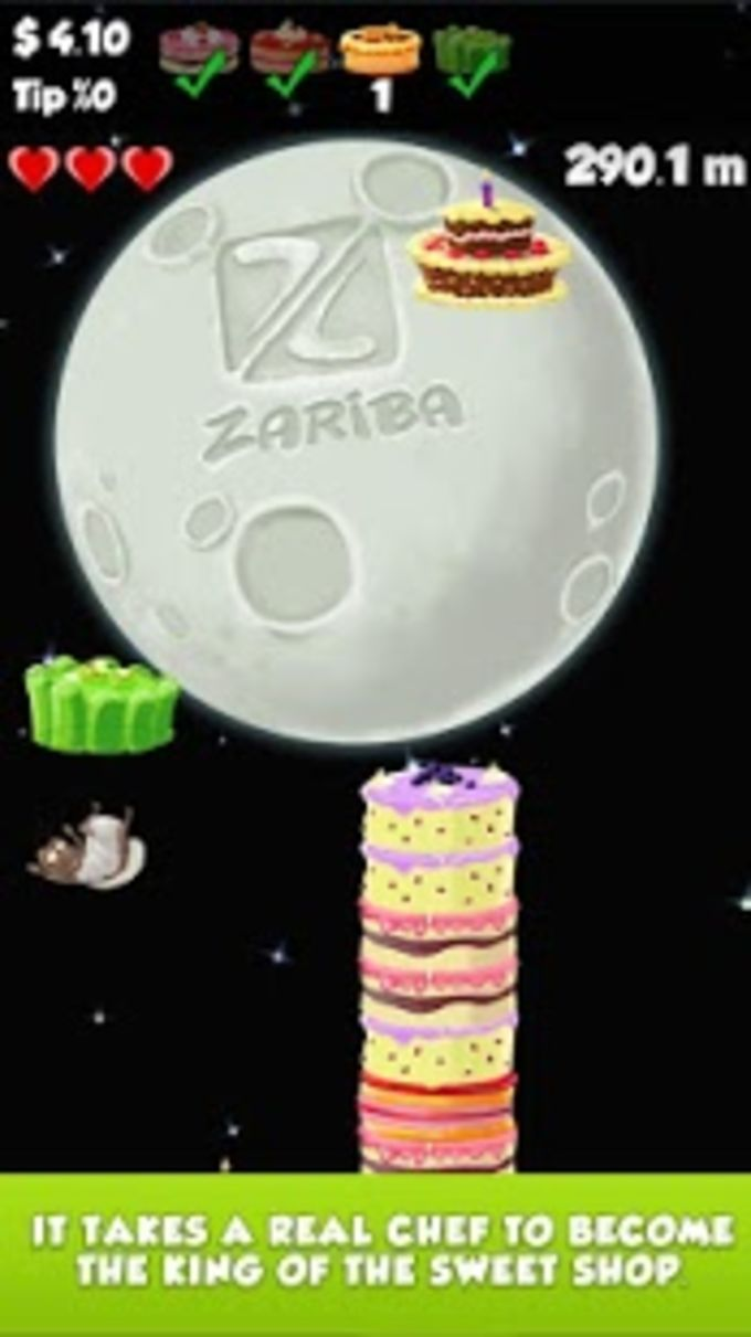 High Cake: Cake Tower Mania