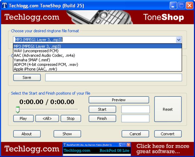 ToneShop