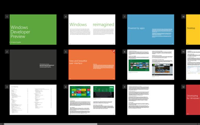 Windows Reader