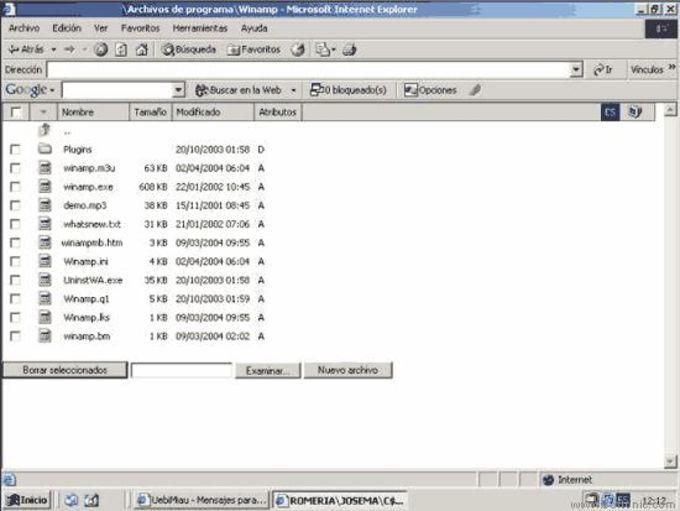 SMB Web Client