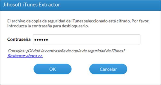 Jihosoft iPhone Backup Extractor Free