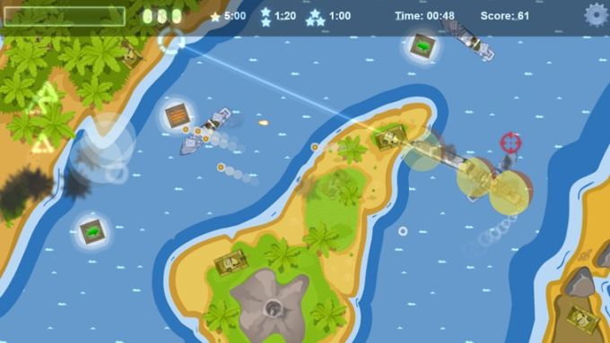 Battleship Islands for Windows 10