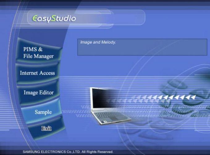 Samsung EasyStudio