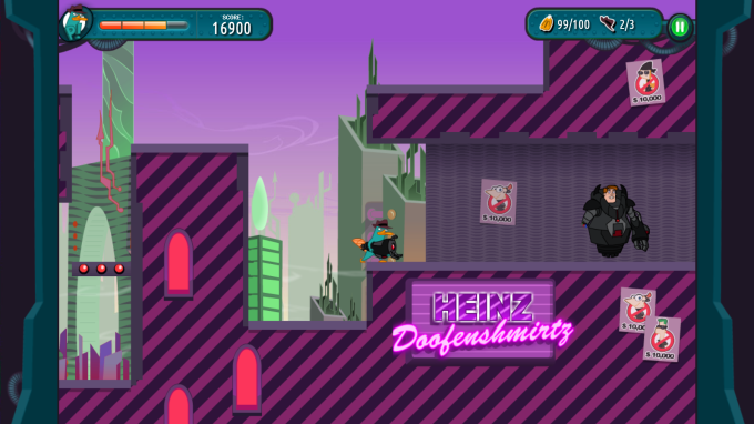 Agent P Strikes Back for Windows 10 (Windows) - Download